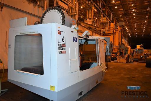Haas VF-6/50 CNC Vertical Machining Center-31479c