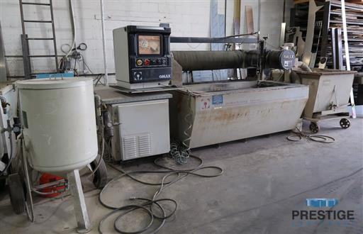 Omax 2652 Abrasive Water Jet Cutting System