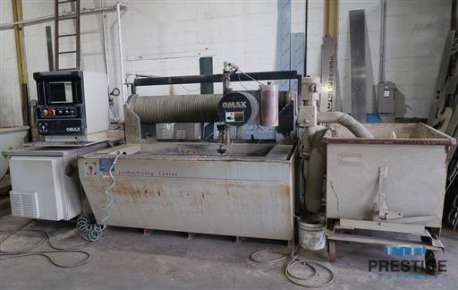 Omax 2652 Abrasive Water Jet Cutting System-31499a