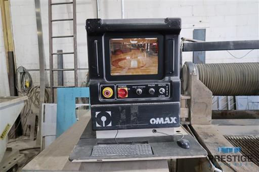 Omax 2652 Abrasive Water Jet Cutting System-31499b