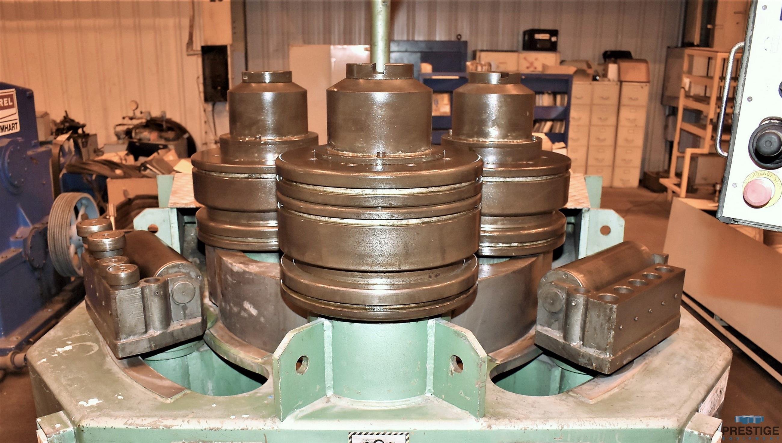 Roundo R6S 152 MM  x 152 MM  x 16 MM  Horizontal Angle Bending Roll-31504b