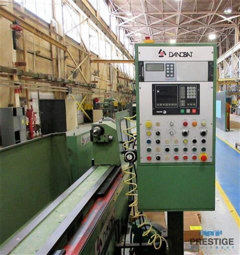 Danobat 1016 MM  x 5994 MM  RU-6000-P CNC Cylindrical Grinder-31519a