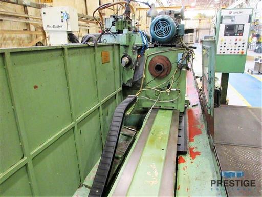 Danobat 1016 MM  x 5994 MM  RU-6000-P CNC Cylindrical Grinder-31519b