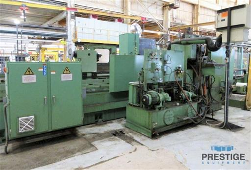 Danobat 1016 MM  x 5994 MM  RU-6000-P CNC Cylindrical Grinder-31519c