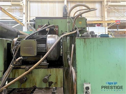 Danobat 1016 MM  x 5994 MM  RU-6000-P CNC Cylindrical Grinder-31519d