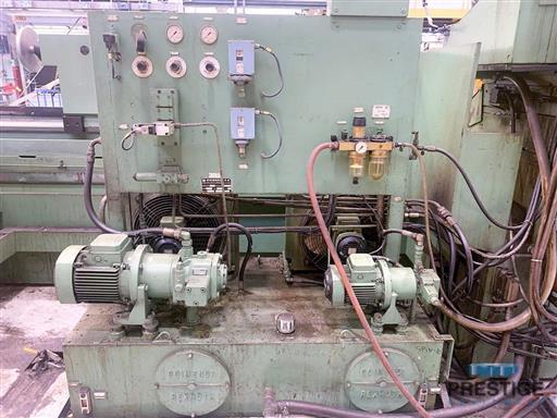 Danobat 1016 MM  x 5994 MM  RU-6000-P CNC Cylindrical Grinder-31519e