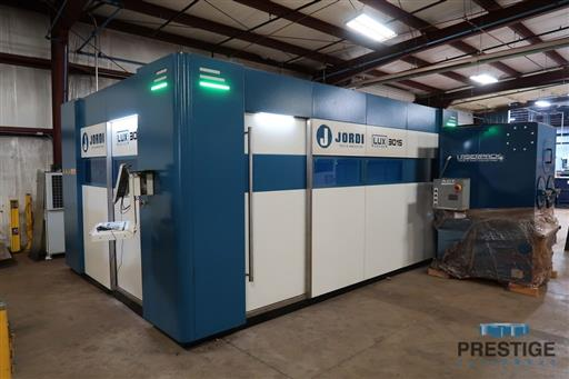Jordi Lux Series 3015 6 KW Fiber Laser