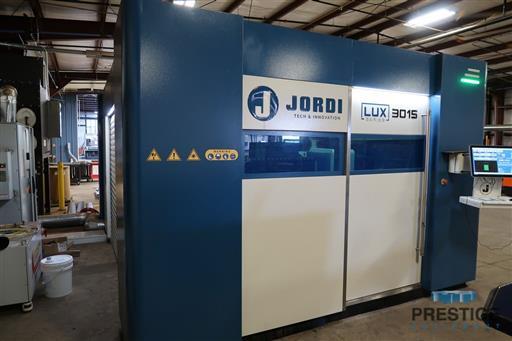 Jordi Lux Series 3015 6 KW Fiber Laser-31523b