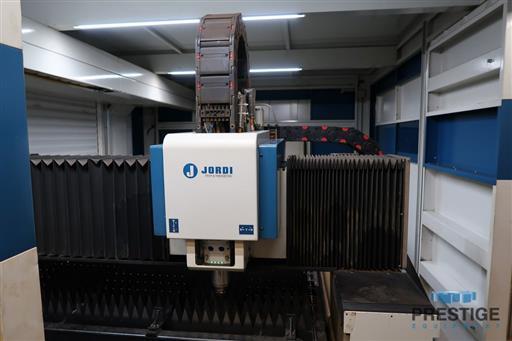 Jordi Lux Series 3015 6 KW Fiber Laser-31523c