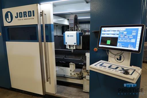 Jordi Lux Series 3015 6 KW Fiber Laser-31523d