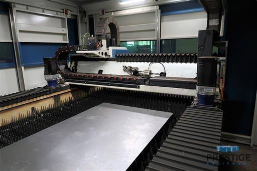 Jordi Lux Series 3015 6 KW Fiber Laser-31523e