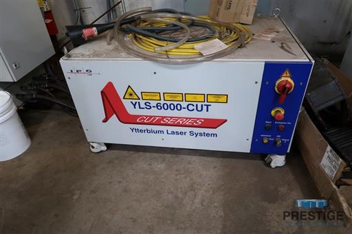 Jordi Lux Series 3015 6 KW Fiber Laser-31523f