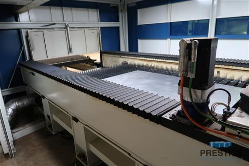 Jordi Lux Series 3015 6 KW Fiber Laser-31523g