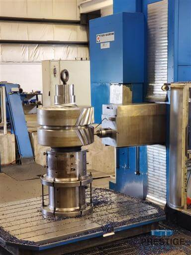 TOS-FUQ-150-WR-9-CNC-Floor-Type-Horizontal-Boring-Mill