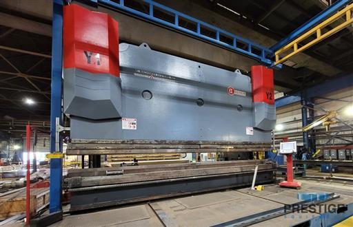 Dener Elite XL 1000-60 1000 Ton x 20' 8-Axis CNC Press Brake-31538a