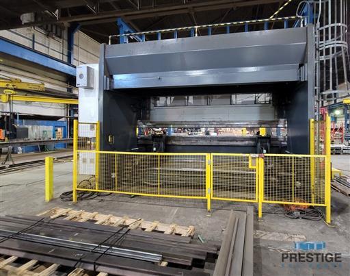 Dener Elite XL 1000-60 1000 Ton x 20' 8-Axis CNC Press Brake-31538g