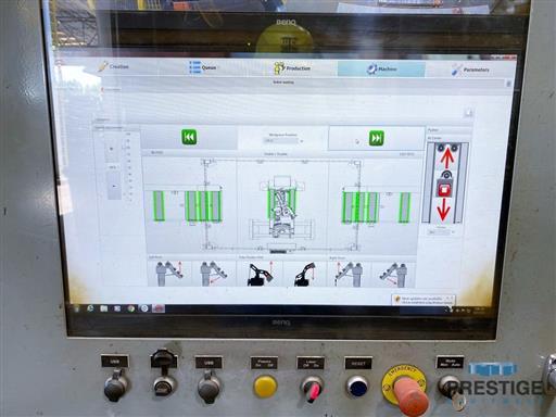 Prodevco PCR 42 Robotic  Structural Steel Plasma Cutting System-31547c