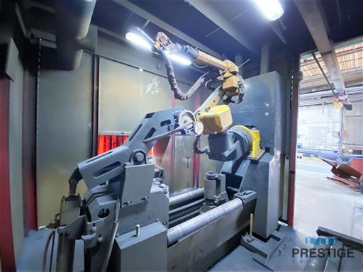 Prodevco PCR 42 Robotic  Structural Steel Plasma Cutting System-31547h