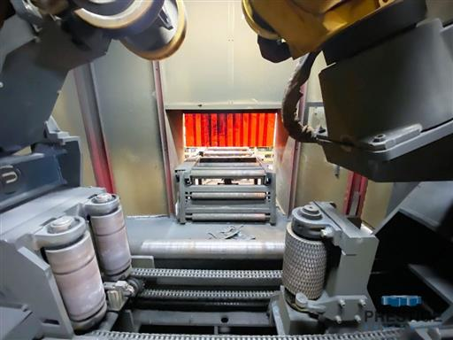 Prodevco PCR 42 Robotic  Structural Steel Plasma Cutting System-31547k