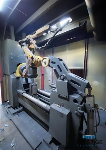 Prodevco PCR 42 Robotic  Structural Steel Plasma Cutting System-31547l