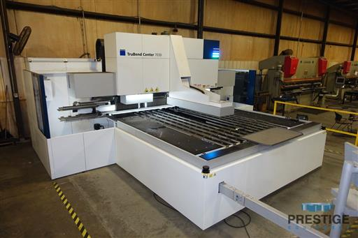Trubend Center 7030 Panel Bending System-31551A
