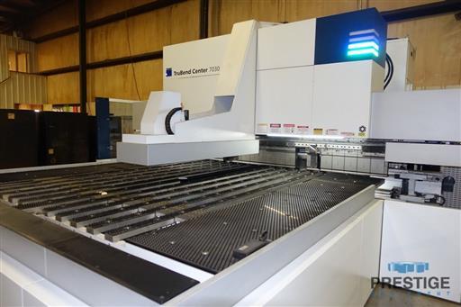 Trubend Center 7030 Panel Bending System-31551B