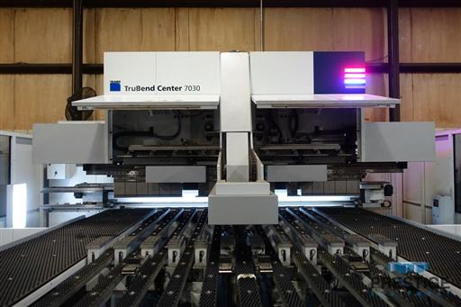 Trubend Center 7030 Panel Bending System-31551C