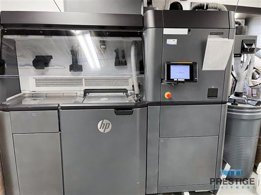 HP Jet Fusion 4210 3D Printer & Processing Station-31558a