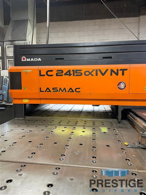 AMADA Pulsar LC2415AIV-NT 4KW CO2 Laser Cutting System-31565a