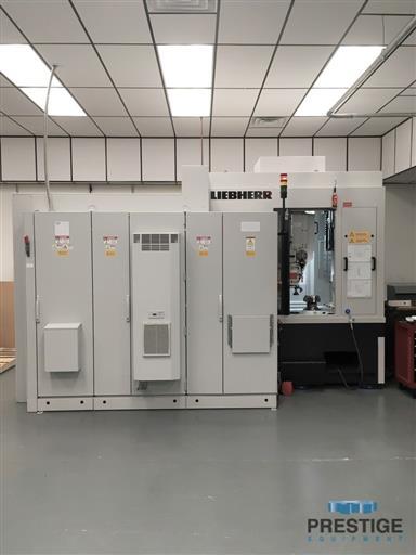 Liebherr LS-150 CNC Gear Shaper