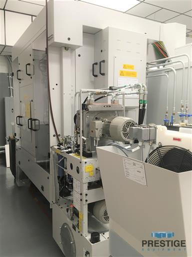 Liebherr LS-150 CNC Gear Shaper-31571c