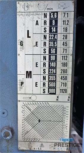 Geminis GE 7-1150 45