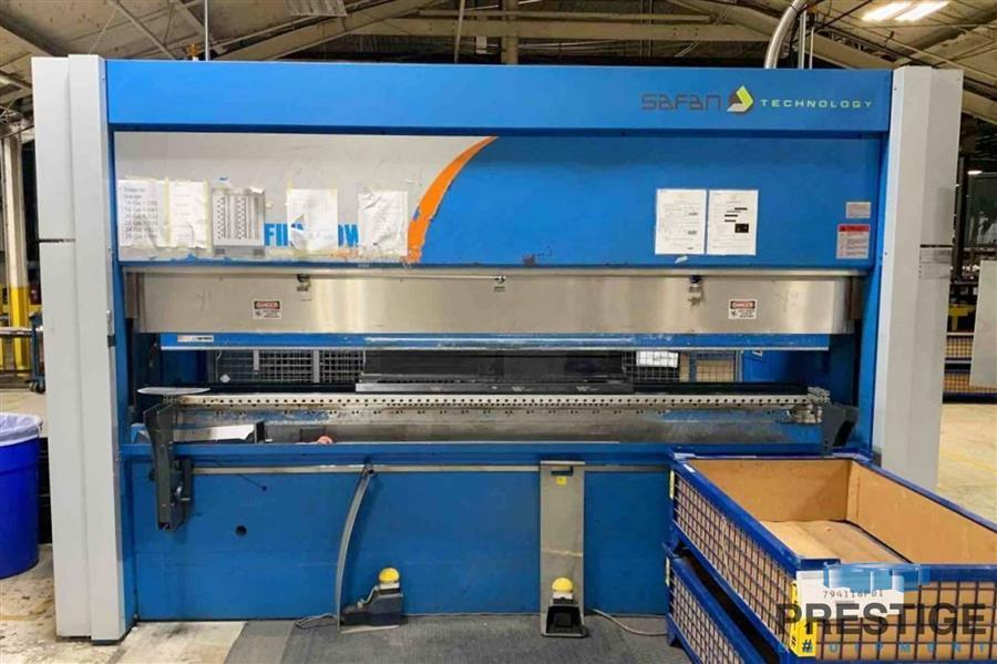 Finn-Power-B100-3100-E-Brake-100-Ton-6-Axis-CNC-Electric-Servo-Press-Brake