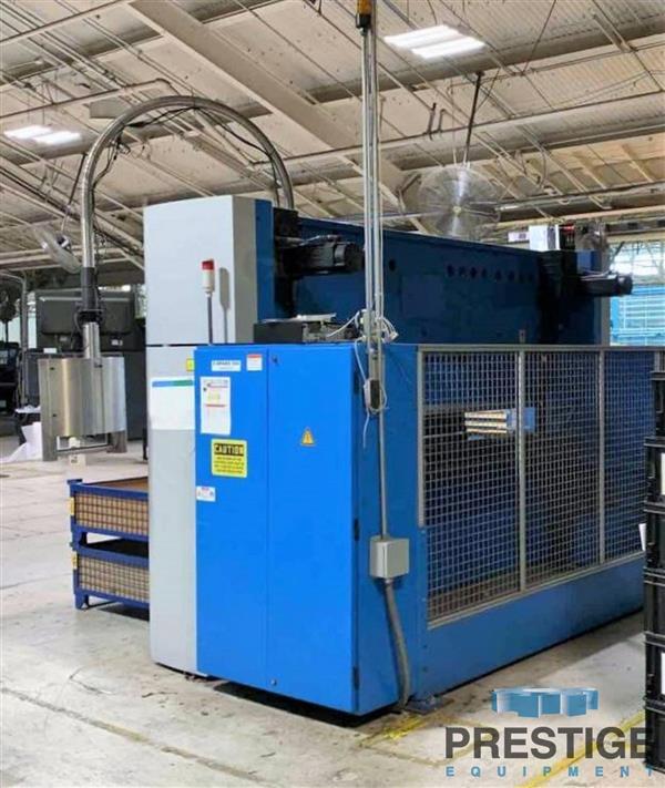 Finn Power B100-3100 E-Brake 100 Ton 6-Axis CNC Electric Servo Press Brake-31650d