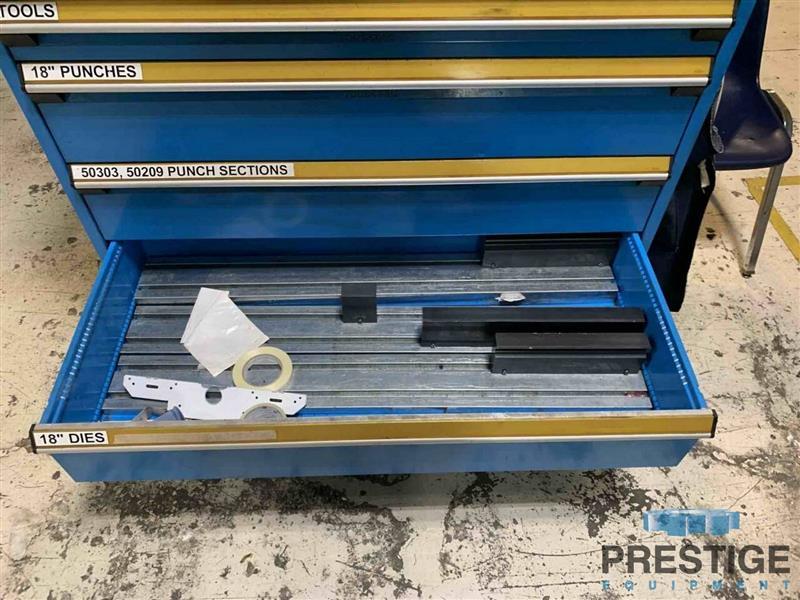 Finn Power B100-3100 E-Brake 100 Ton 6-Axis CNC Electric Servo Press Brake-31650i