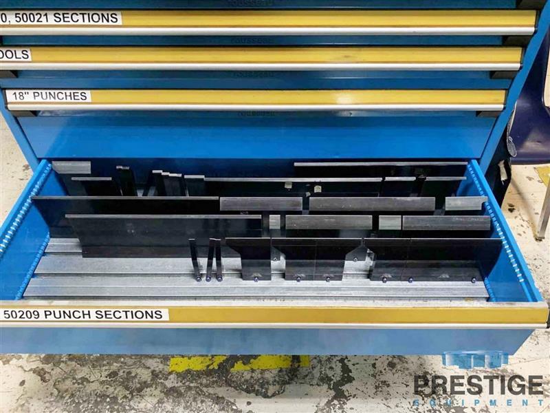 Finn Power B100-3100 E-Brake 100 Ton 6-Axis CNC Electric Servo Press Brake-31650j