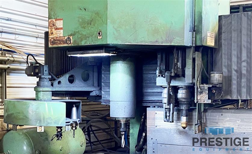 Peddinghaus HSFDB 2500/B Plate Processing System, Plasma, Drill & Oxy-31660e