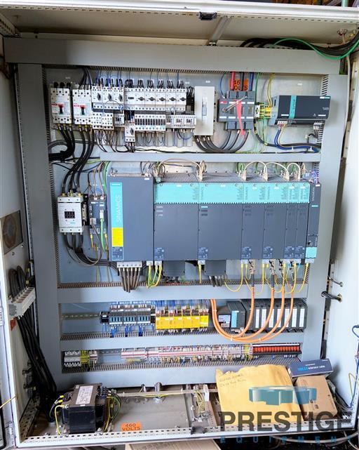 Peddinghaus HSFDB 2500/B Plate Processing System, Plasma, Drill & Oxy-31660k