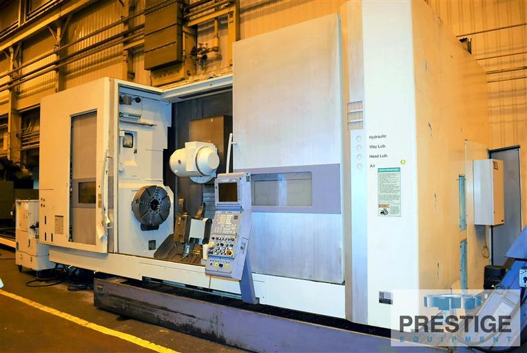 Mazak Integrex E-650 CNC Turning & Milling Center -31676a