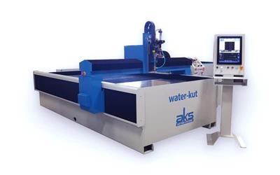 AKS-Water-Kut-X2-510-CNC-Waterjet-Cutting-System