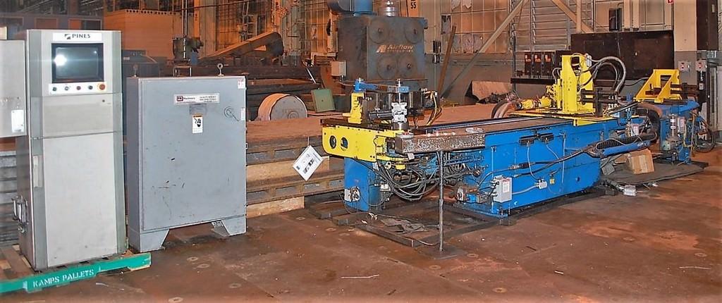 Pines-CNC-Hydraulic-Rotary-Tube-Bender