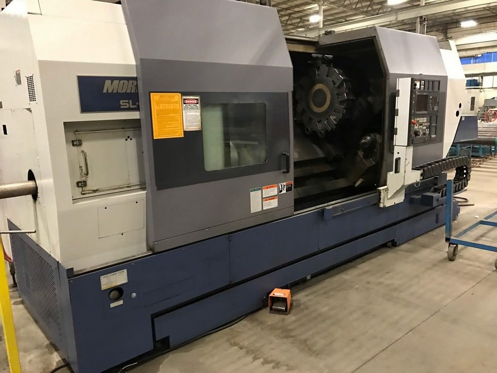 MORI-SEIKI-SL-400B-2000-CNC-Turning-Center