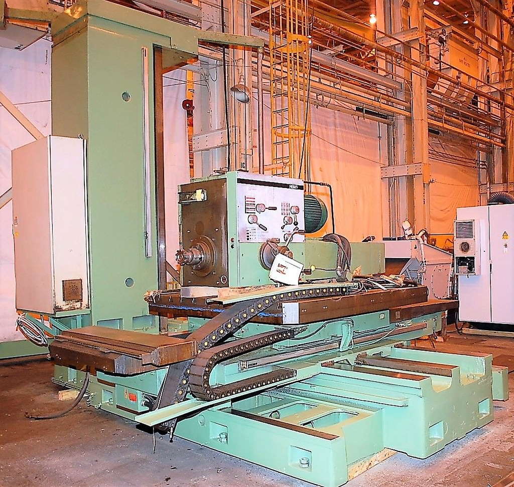 IVO-Lola-Ribar-HBM5-5.12-Table-Type-Horizontal-Boring-Mill