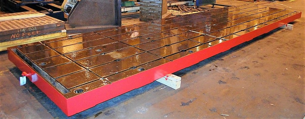 (1)-72-x-288-x-7.5-T-Slotted-Floor-Plate