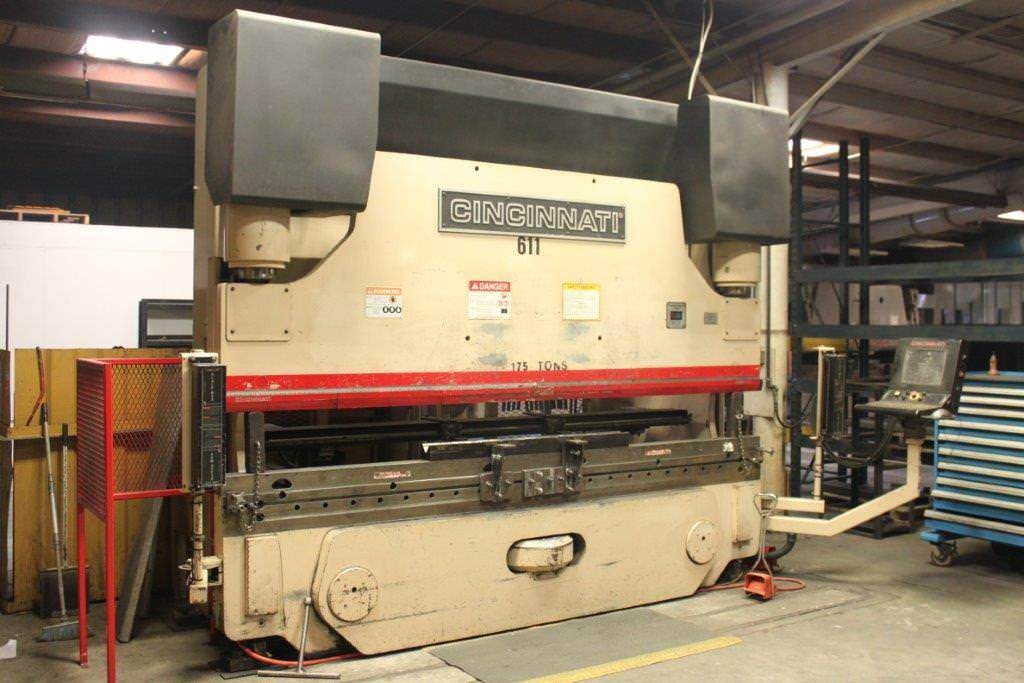 Cincinnati-Maxform-175-Ton-x-12-CNC-Hydraulic-Press-Brake