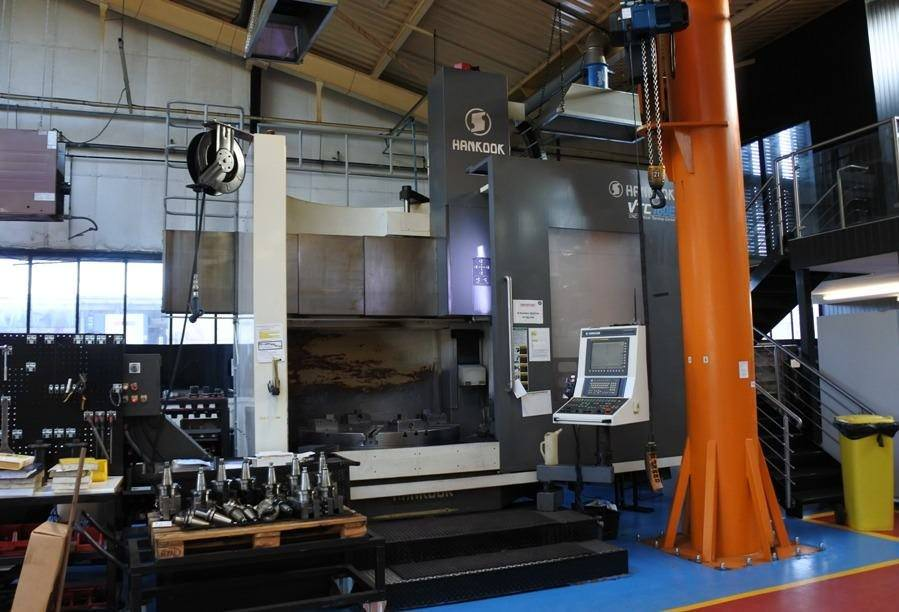 Hankook-VT-160E-63-CNC-Vertical-Turning-Center
