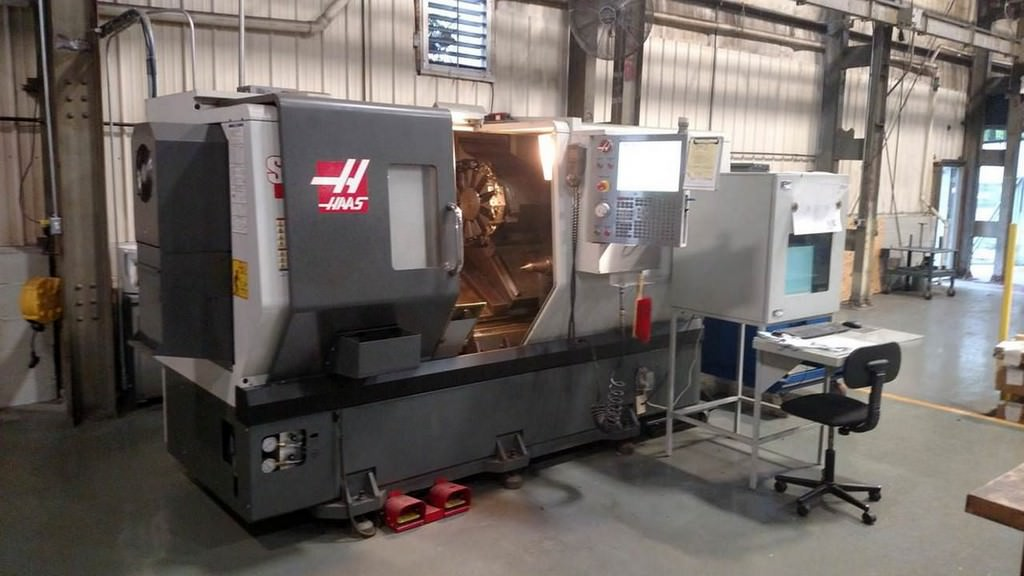 HAAS-ST-30-CNC-Turning-Center