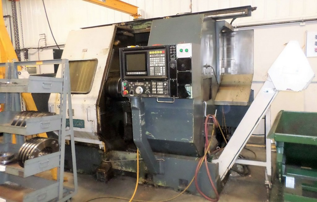 Okuma-LC-40-1SC-CNC-Turning-Center