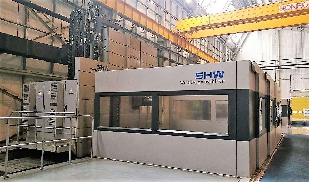 SHW-UniForce-6-Ram-Type-Traveling-Column-Horizontal-Boring-Mill