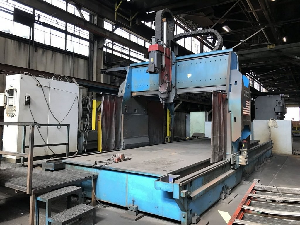 Quickmill-CNC-Gantry-Type-Vertical-Machining-Center